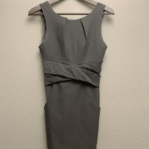 Teeze Me Gray Bodycon Dress